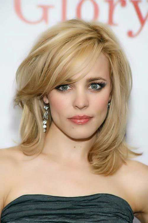 Short Haircuts For Blonde Women