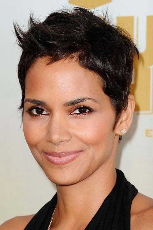 Halle Berry Untamed Short Pixie Haircuts