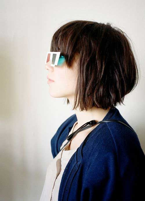 Nice Very Short Bob Hairstyles