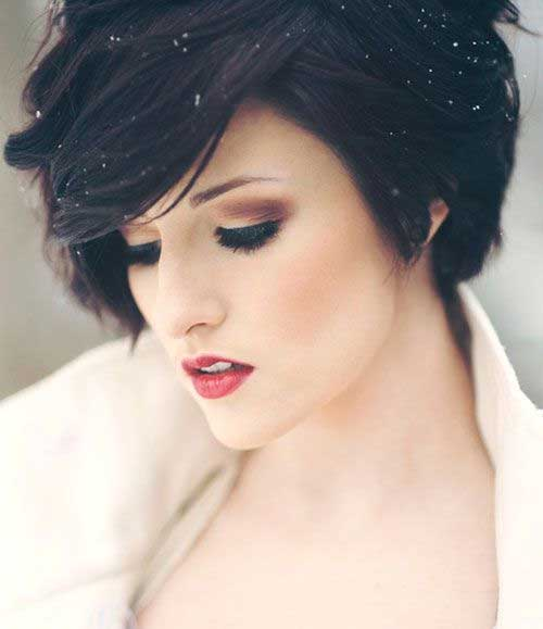 Wedding Short Bob Hairstyles