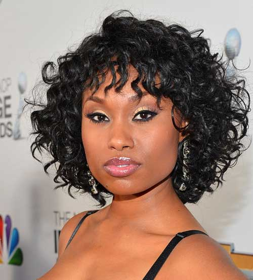 African American Actresses Curly Hairstyles for Over 50