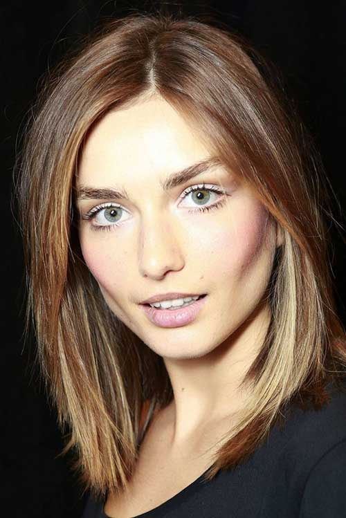 Ash Brown Hair Color Trends 2015