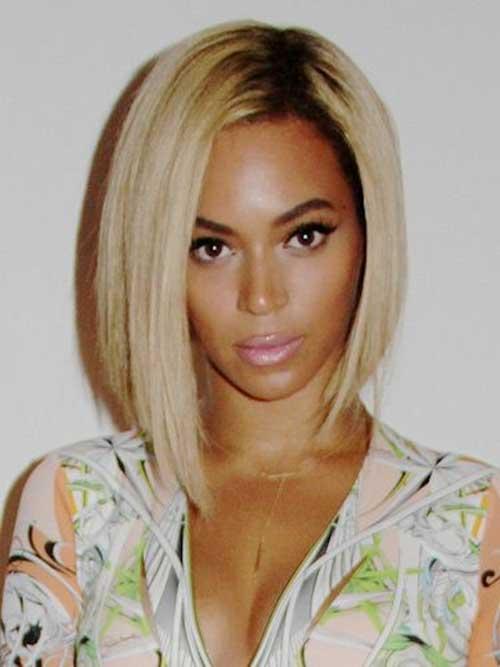 Beyonce Bob Style
