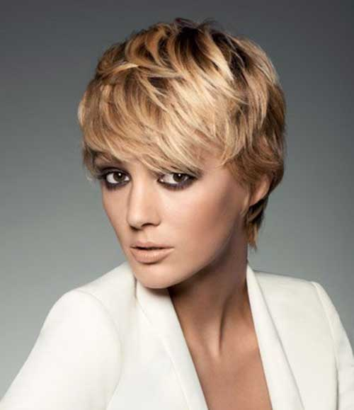 Best Blonde Pixie Cuts