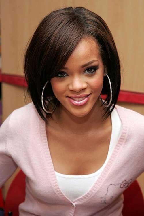 Bob Hairstyles for Cute Black Women