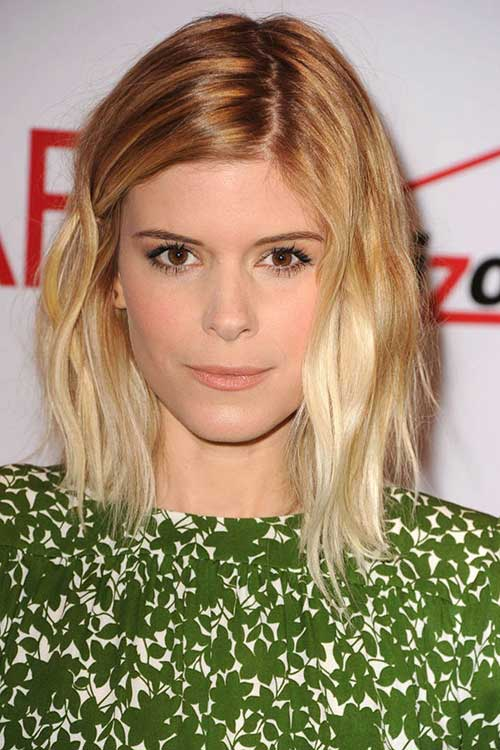 Kate Mara Celebrities Short Hair
