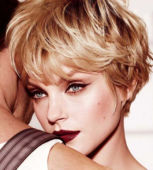 Totally Chic Trendy Short Bob Hairstyles