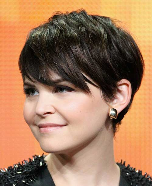 Ginnifer Goodwin Cute Layered Cut for Women's Trend
