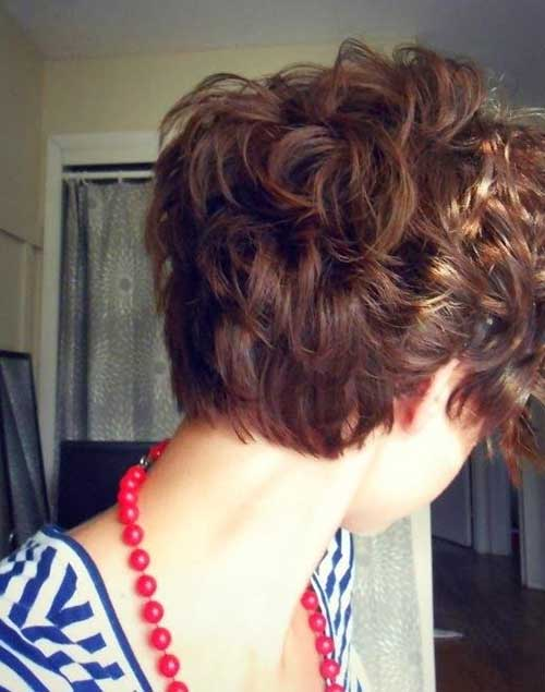 Very Cute Short Pixie Hair for Girls