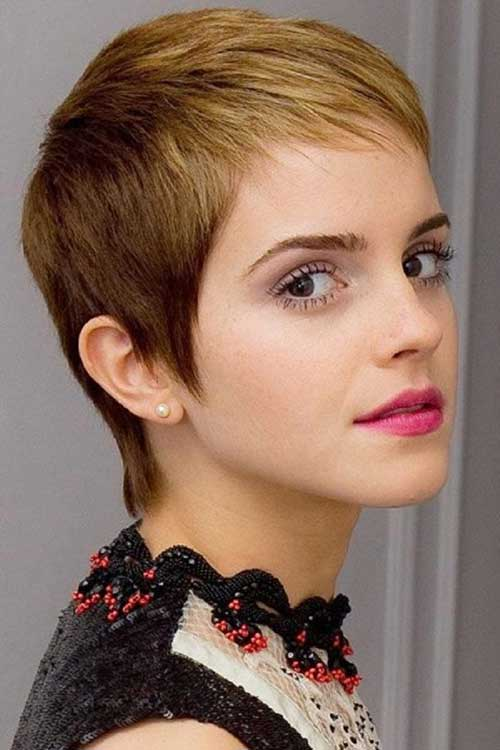 Emma Watson Very Short Pixie for Cute Girls