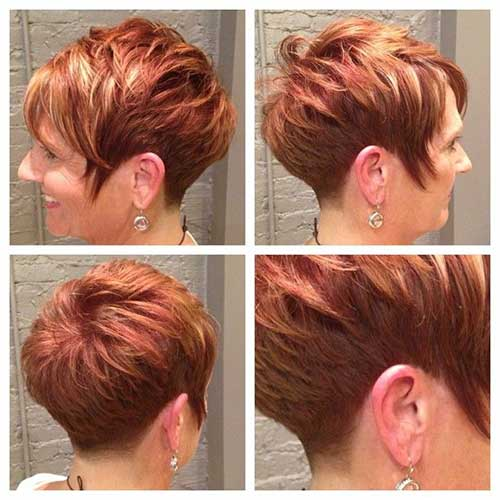 Ginger Pixie for Older