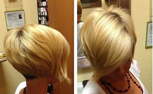 Justin Dillaha Inverted Bob Hair