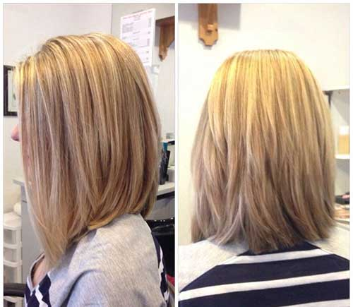 Best Long Layered Bob Haircuts for Women
