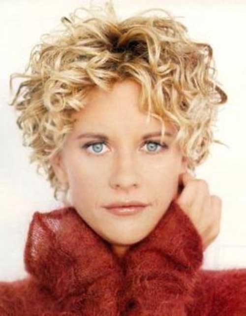 Meg Ryan Curly Hairstyles