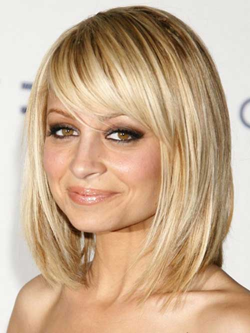 Nicole Richie Short Hair Celebrity Hairstyles Woman 2015