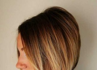 Ombre for Short Hairstyles
