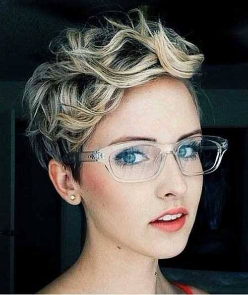Pixie Haircut for Cute Girls 2015
