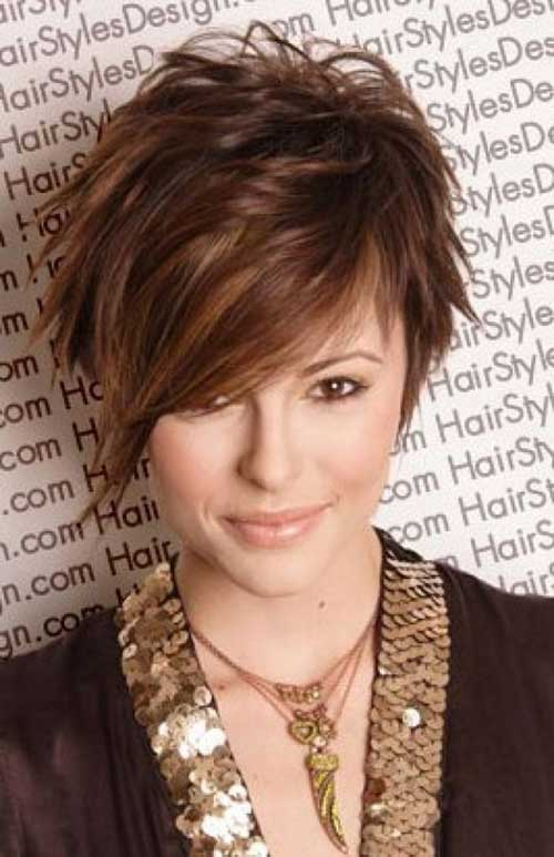Sassy Pixie Cut Short for Women