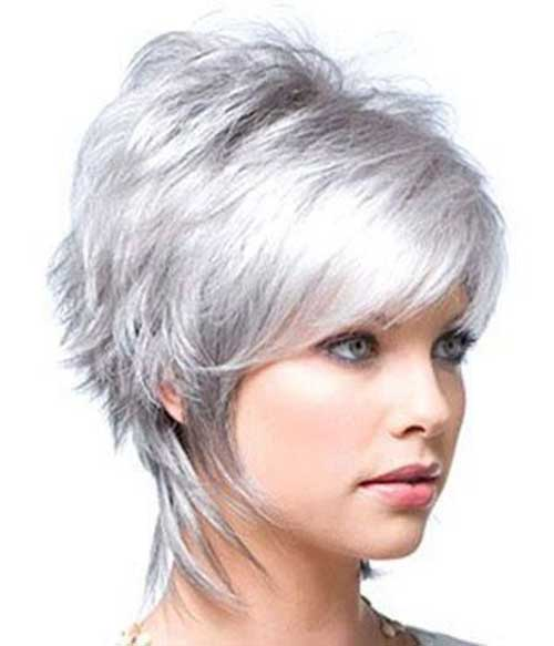 New Cute Short Hairstyles 2015