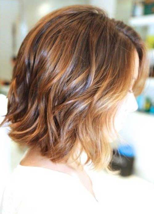 Short Hair Color Ideas Fine Hair