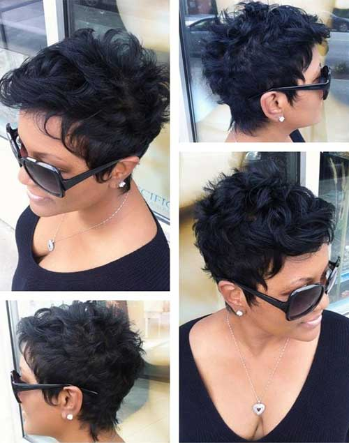 Short Pixie Weave for Women