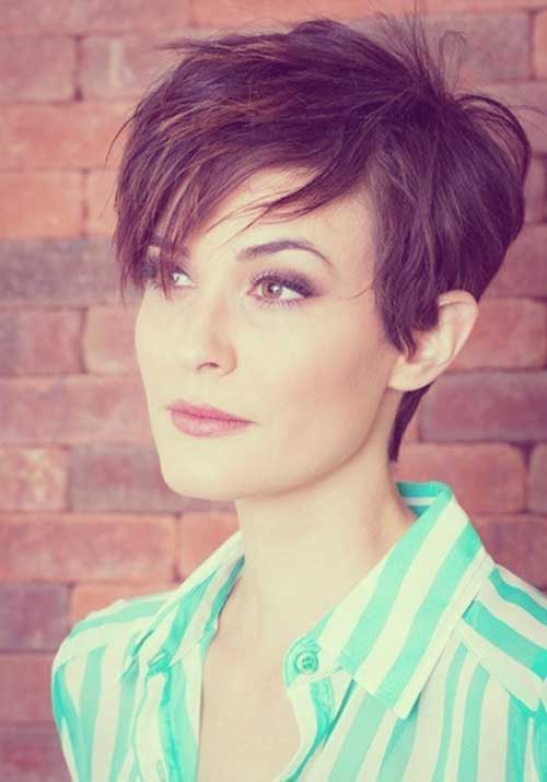 Thin Pixie Cuts 2015