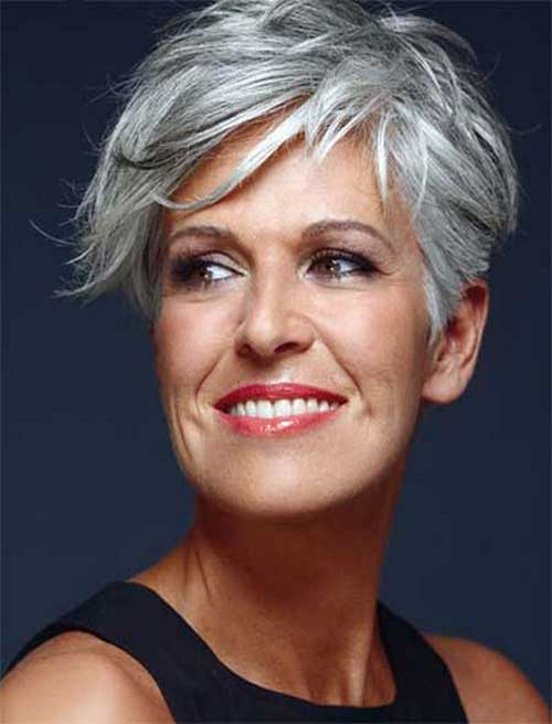 Gorgeous Best Trendy Short Hairstyles for Older Women