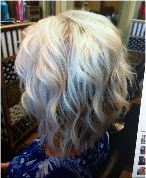 Wavy Bob Haircuts for Women