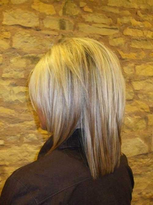 Blonde Trendy Hairstyles 2015