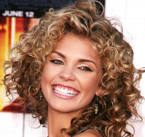 Chic Celebrities with Naturally Curly Hair
