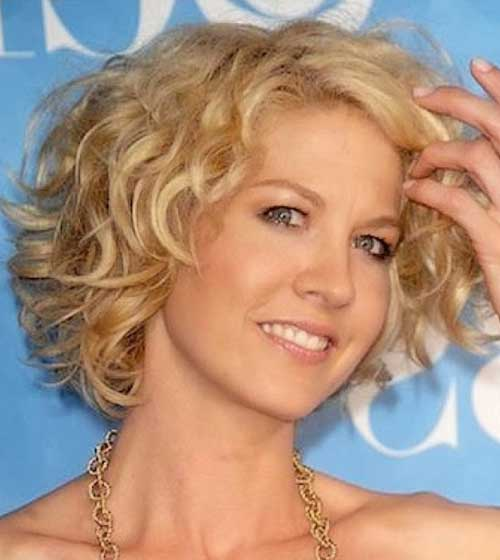 Curly Cute Celebrity Hairstyles 2015