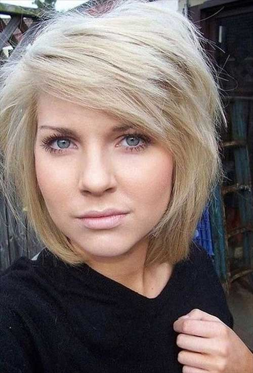 Layered Cute Hairdos for Short Hair