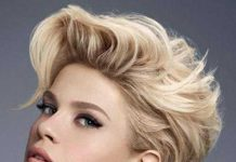 Cute Short Blonde Hair Styles