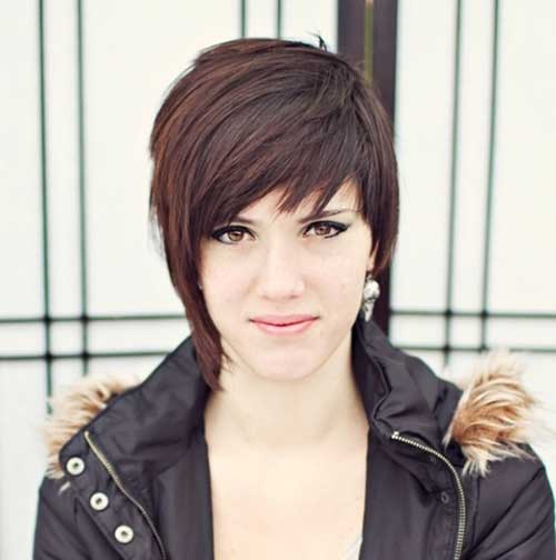 Cute Short Edgy Haircuts for Girls
