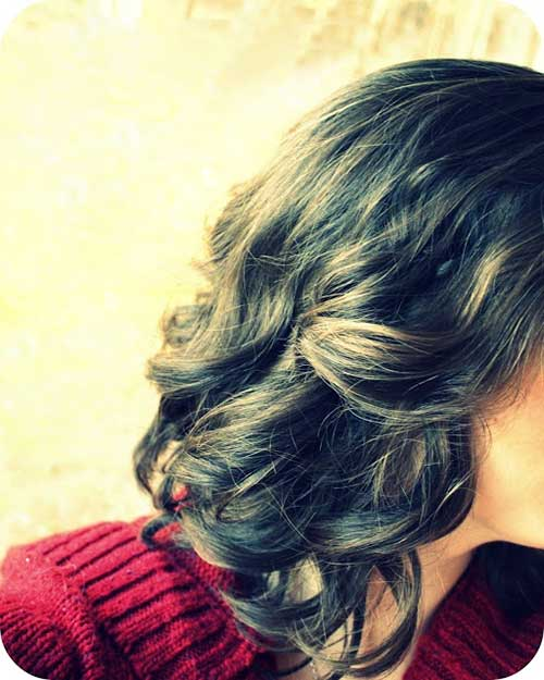 Easy Curls Cute Hairstyles for Short Hair 2015