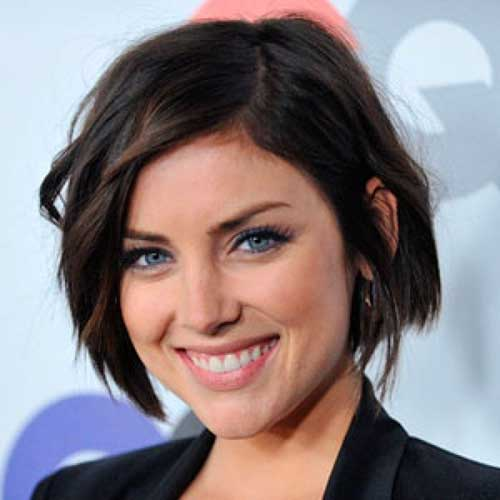 Jessica Stroup Hairstyles for Cute Girls