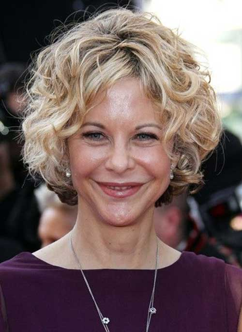 Meg Ryan Bob Hairstyles
