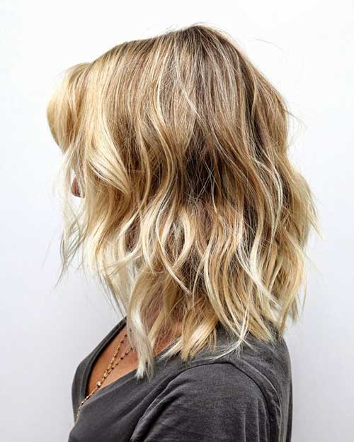 Best Short Hair with Blonde Highlights