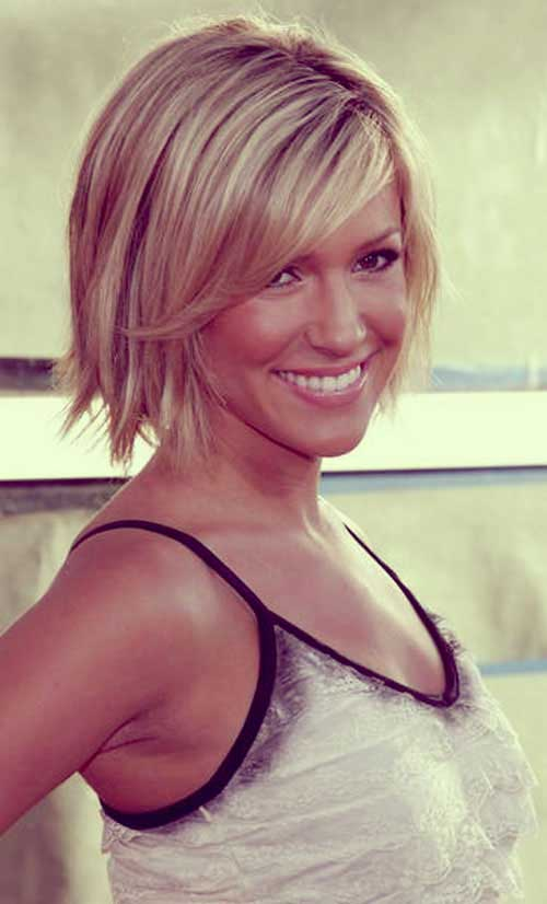 Kristin Cavallari Short Trendy Hairstyles for Women