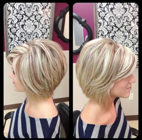Stacked Blonde Lighted Hair for Women 2015