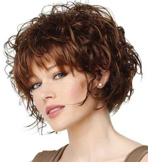 Women's Easy Curly Hairstyles 2015
