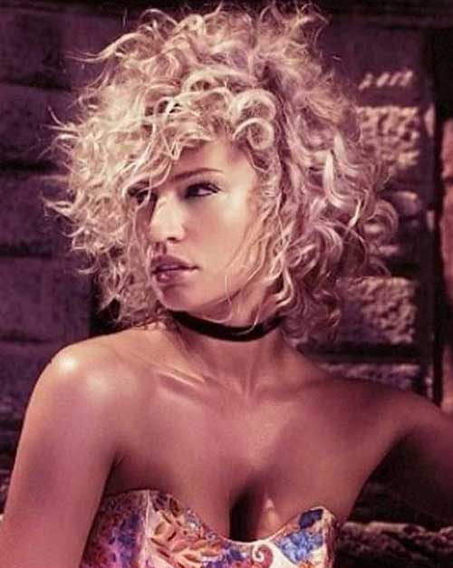 Best Curly Frizzy Bob Hairstyles