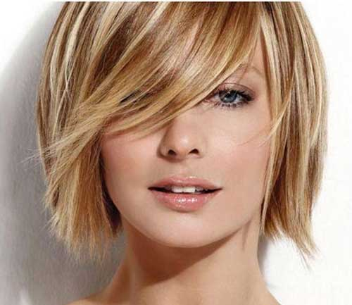 Best Brown and Blonde Short Hair