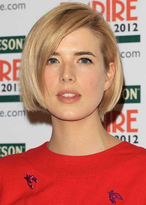 Super Chic Short Bob Hairstyles Pictures