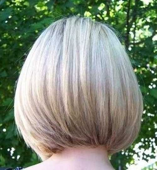 Classic Bob Hair Cut Style 2014
