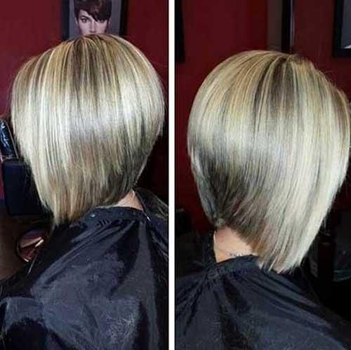 Classic Medium Length Bob Haircut Pictures