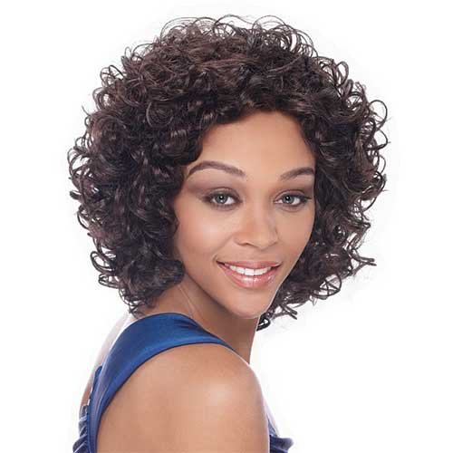 Curly Quick Weave Hairstyles for Women