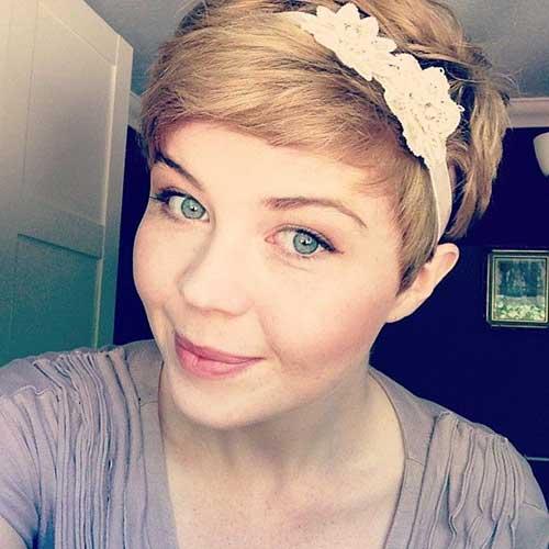 Cute Girls Pixie Cuts 2014-2015