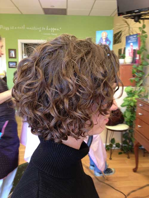 Easy Hairstyles for Women Short Curly Hair