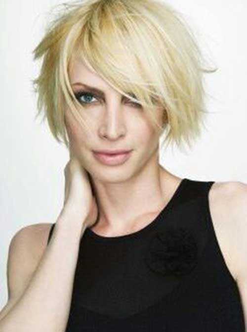 Hair Ideas with Edgy Bob Haircuts